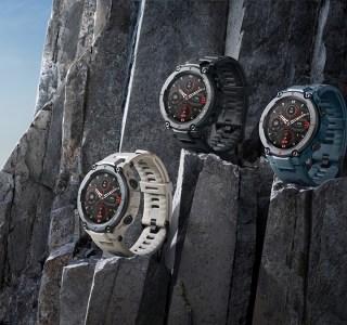 Amazfit T-Rex Pro : 18 jours d'autonomie pour cette montre pour baroudeurs