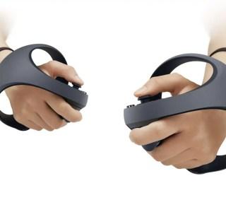 PSVR sur PS5 : PlayStation dévoile les futures manettes pour la réalité virtuelle