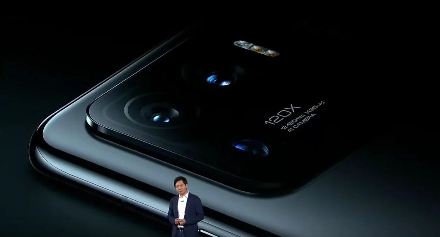 Xiaomi Mi 11 Ultra : voici pourquoi son bloc photo est gigantesque