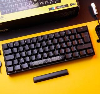 Test du Corsair K65 Mini: le premier clavier 60% de la marque