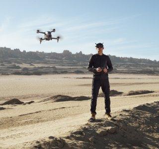 DJI FPV officialisé: le drone immersif qui s'adresse aussi aux débutants