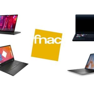 Déstockage Fnac : jusqu'à -40% de réduction sur des PC portables premium