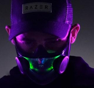 Du concept au produit commercial, le masque intelligent Razer devient une réalité