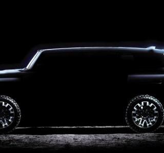 Hummer EV : le pick-up électrique sera accompagné d'une variante SUV