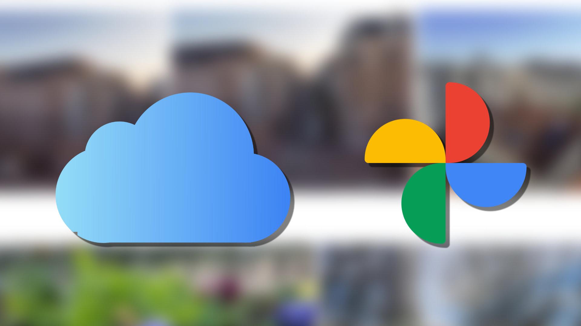Apple facilite le transfert d'images d'iCloud vers Google Photos