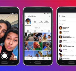 Instagram Lite: une version légère, sans pubs et au fil infini