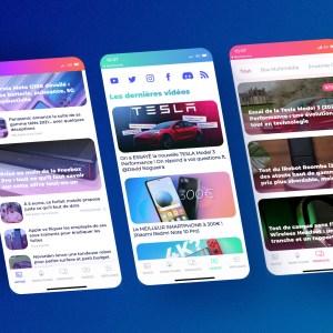 L'application de Frandroid sur Android et iPhone reçoit une nouvelle mise à jour grâce à vos retours