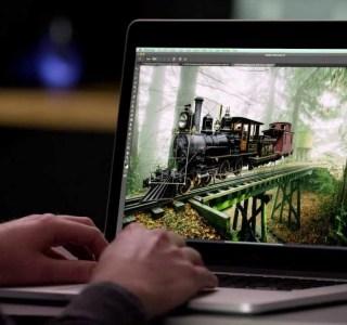 Photoshop est compatible avec Apple M1 et 50% plus rapide que sur les modèles Intel selon Adobe