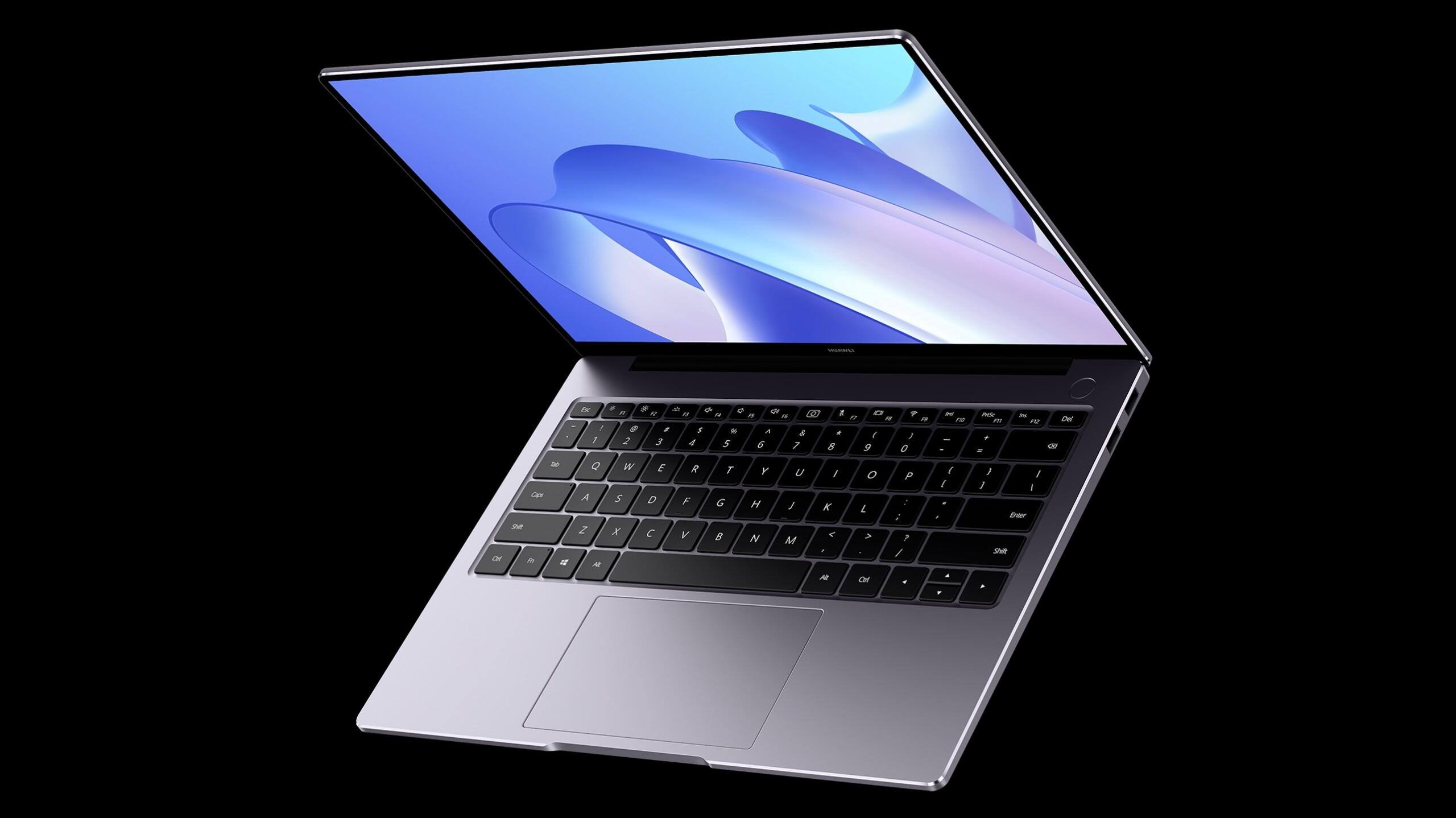 Huawei annonce un nouveau MateBook14, plus puissant mais plus cher
