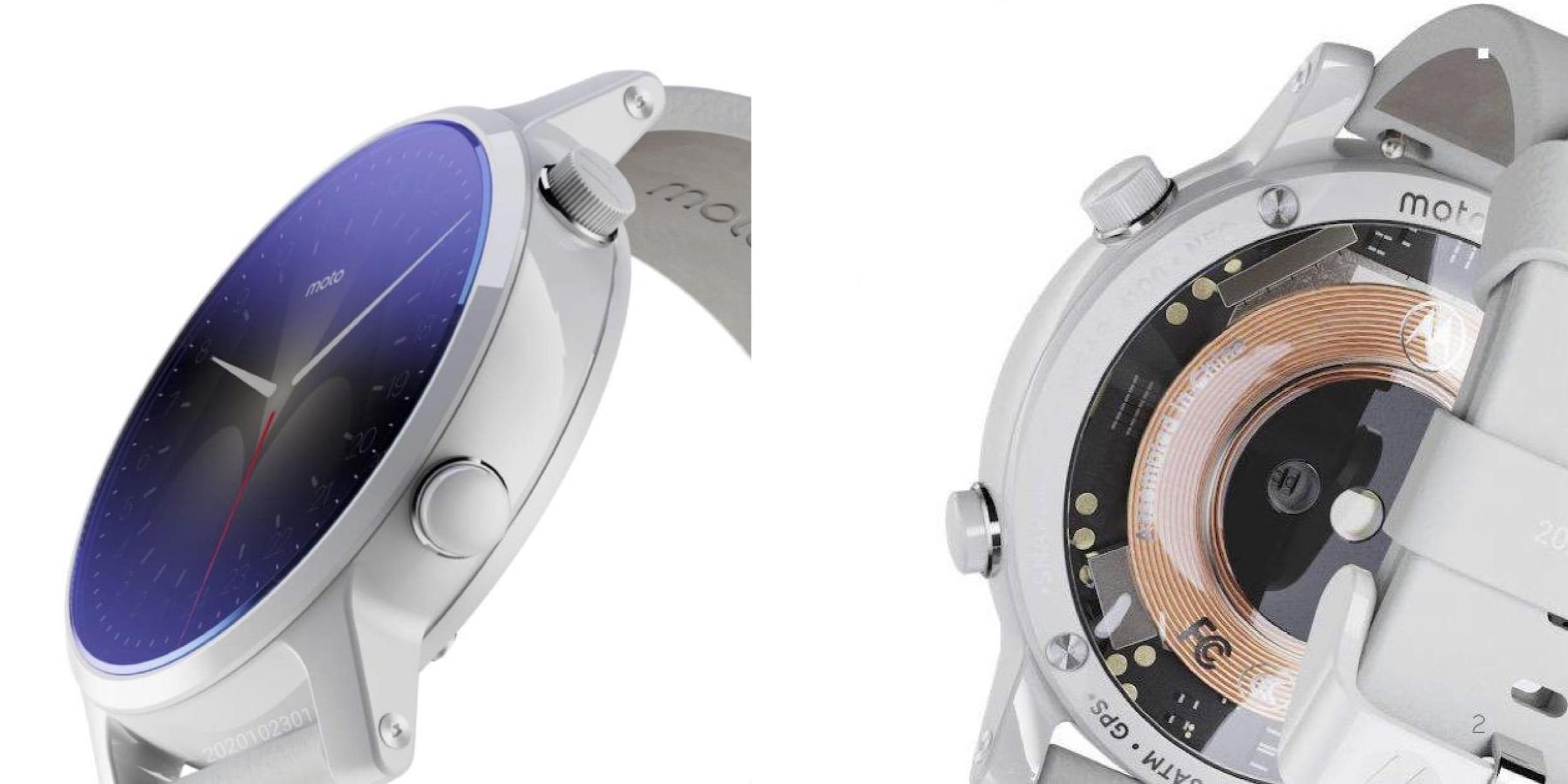 Moto 360 : une nouvelle version serait en approche, avec une puce Snapdragon Wear 4100