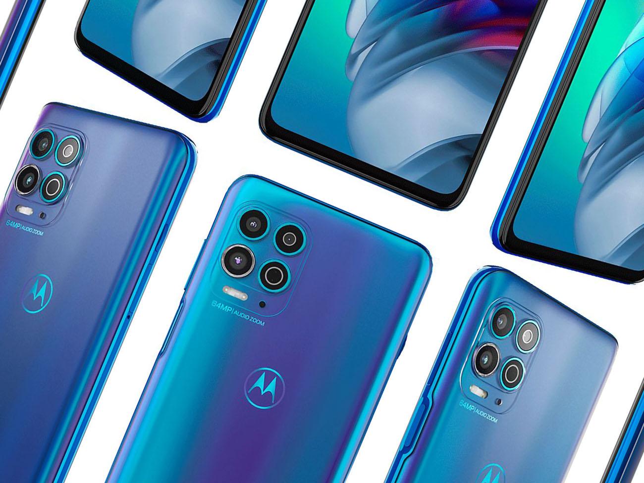 MotoG100: le milieu de gamme performant de Motorola se dévoile en images