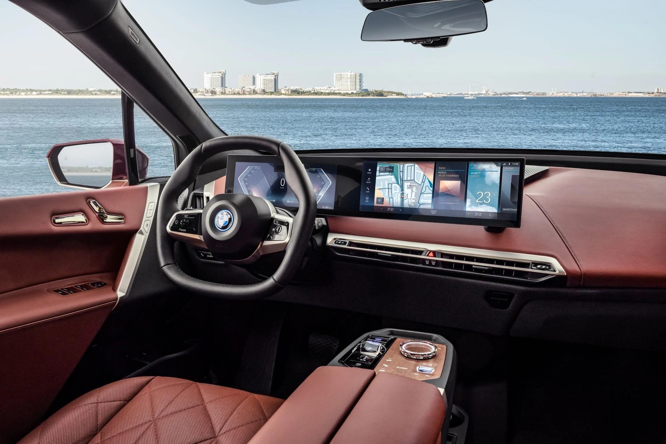 BMW: une M5 électrique surpuissante viendrait titiller la Tesla Model S