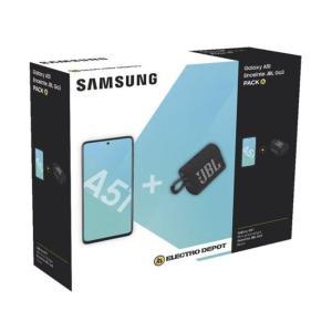 Excellent prix pour ce pack Samsung Galaxy A51 + enceinte JBL GO 3