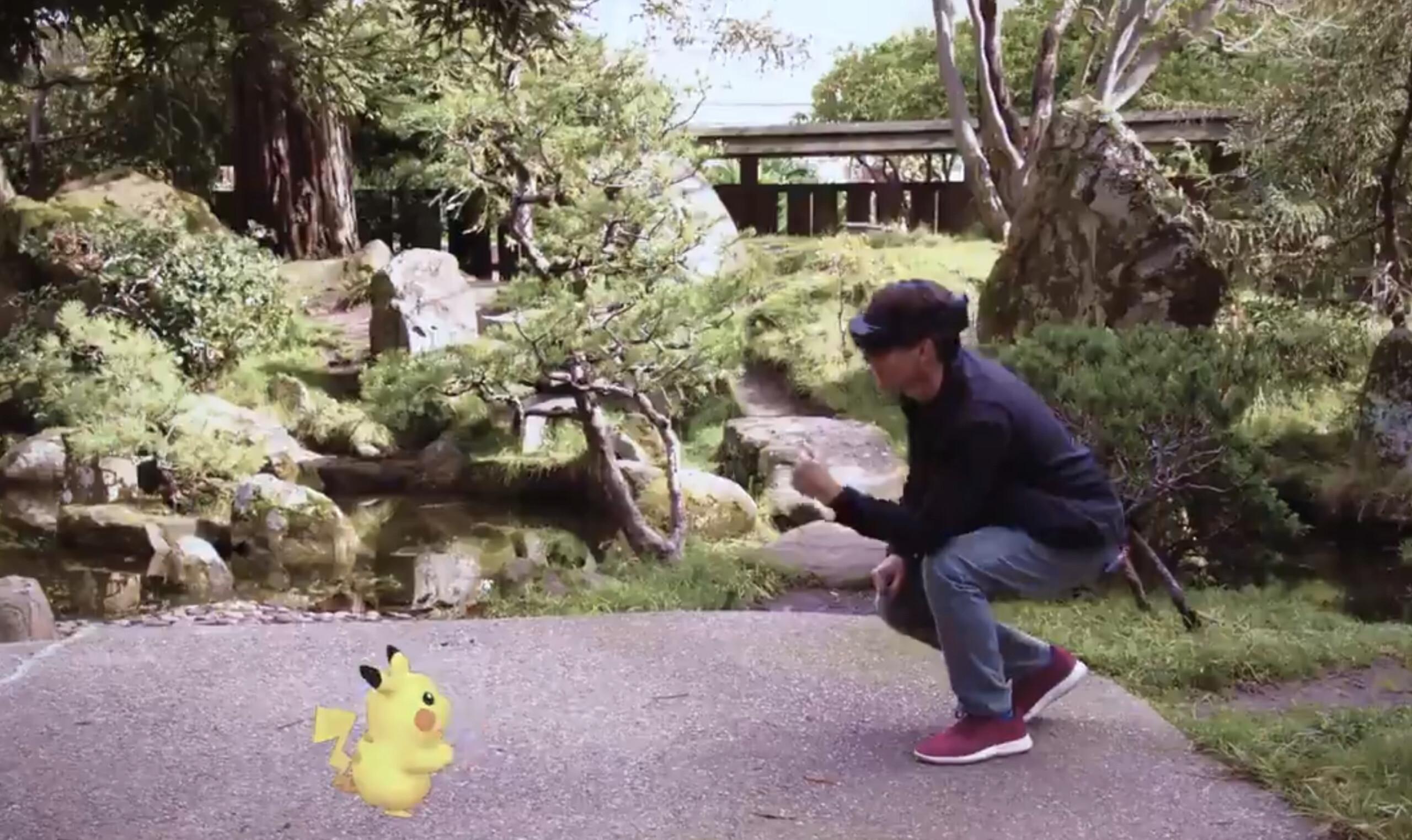 Pokémon Go: Microsoft et Niantic dévoilent une démo prometteuse avec HoloLens