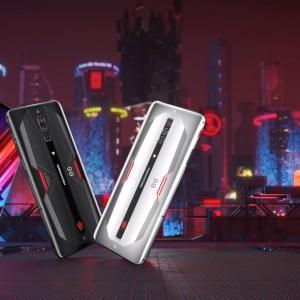 Red Magic 6 : un écran très rapide pour le smartphone à gâchettes