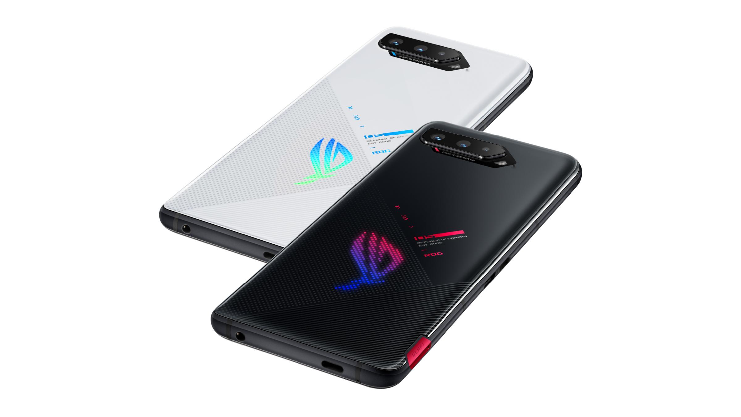Asus ROG Phone5: voici trois smartphones gaming pour tous les joueurs et tous les budgets