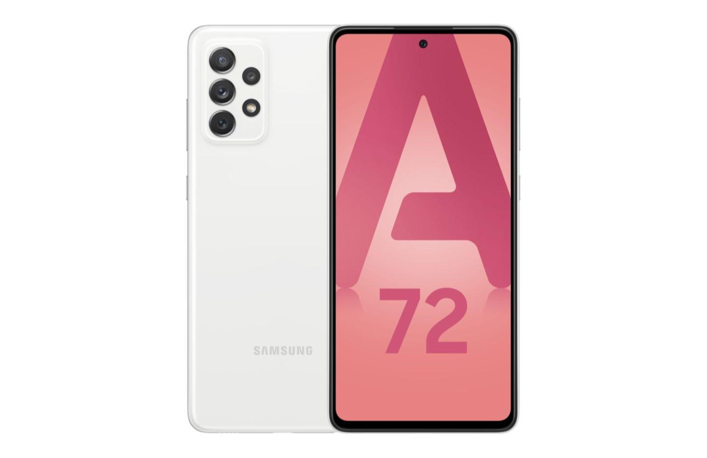 Des écouteurs offerts et 50 € en moins pour le nouveau Samsung Galaxy A72