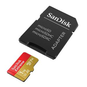 La microSD SanDisk Extreme 1 To est actuellement -50 % sur Amazon