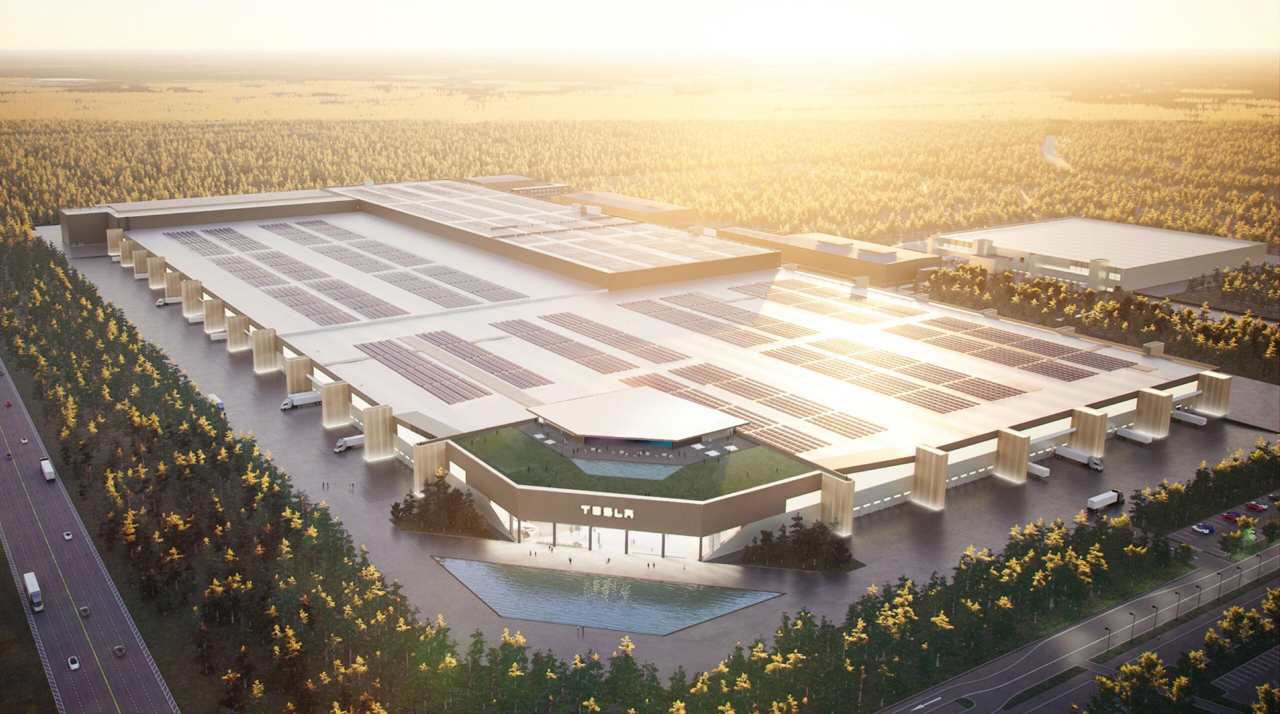 Gigafactory Berlin: Musk confirme le retard des Tesla européennes