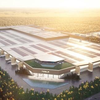 La Tesla Gigafactory Berlin a une date d'ouverture: en route vers les Model3 et Model Y européennes