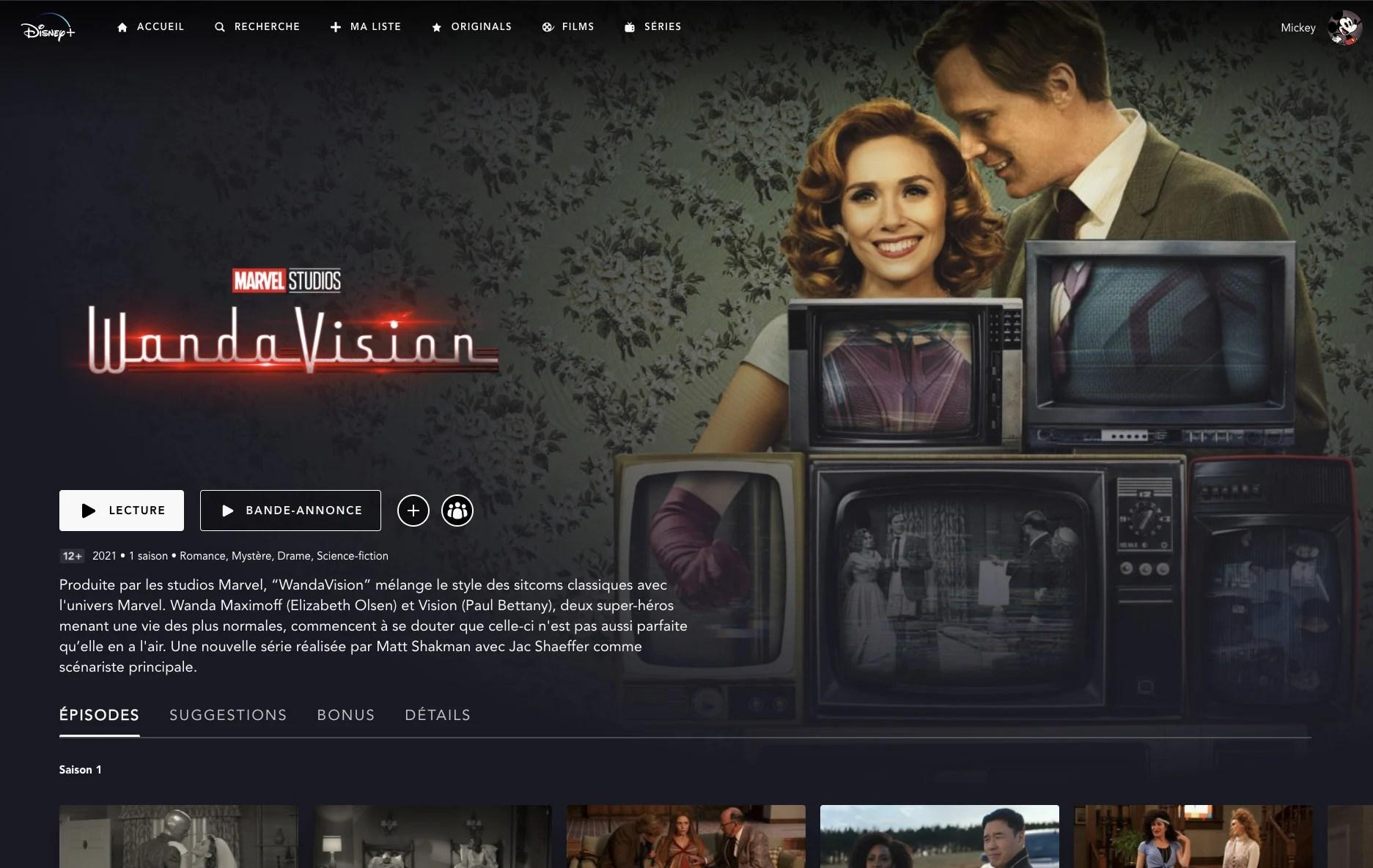 Disney+ passe la barre des 100 millions d'abonnés, contre 200 pour Netflix