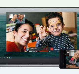 WhatsApp permet désormais de passer des appels vidéo depuis un ordinateur