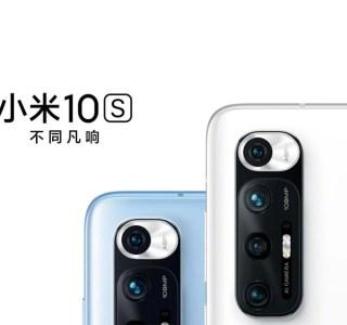 Xiaomi Mi10S officialisé: une version un poil plus musclée que le Mi10
