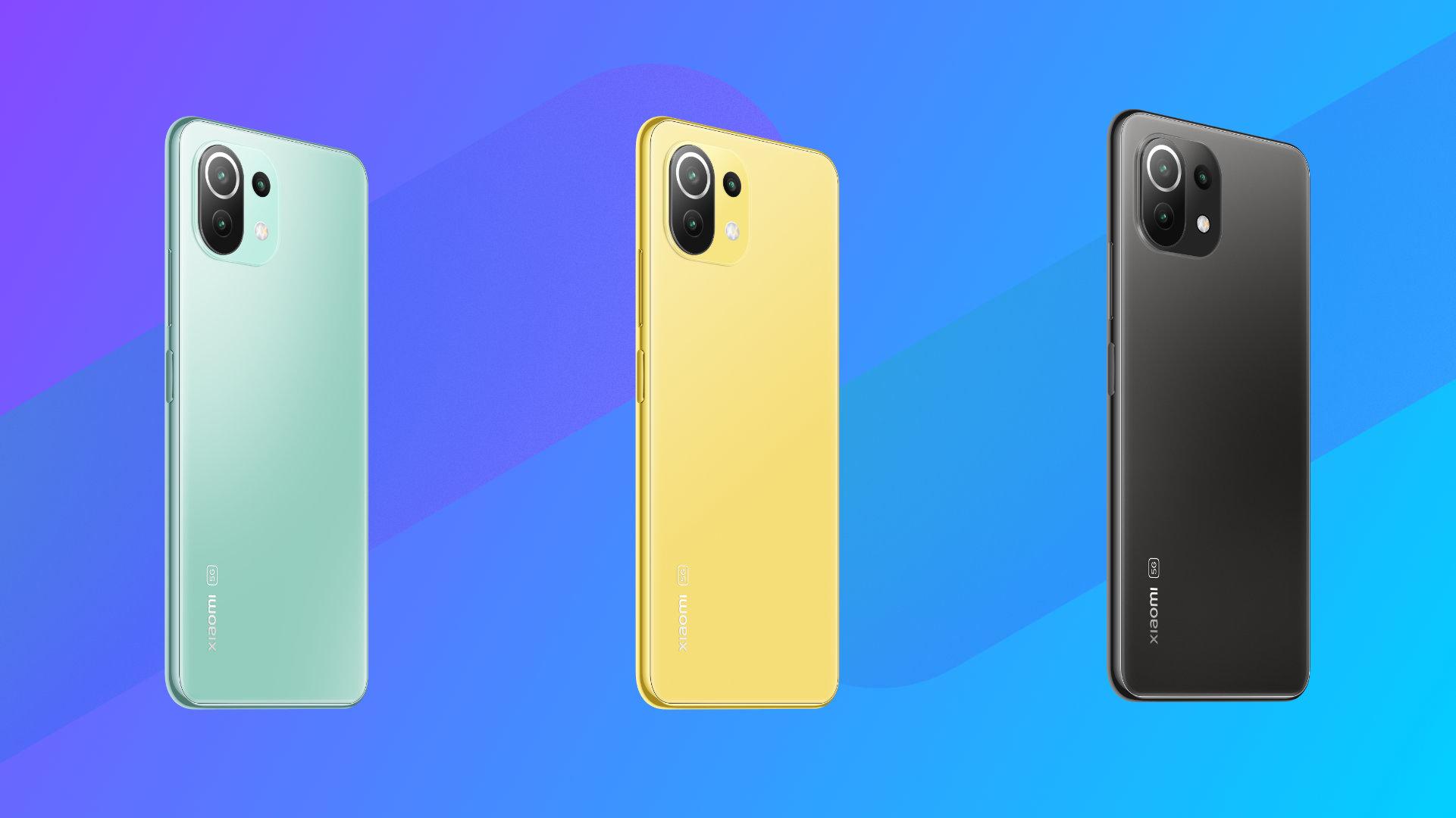 Xiaomi Mi11 Lite et Mi 11 Lite 5G: les prix en France sont nettement plus élevés