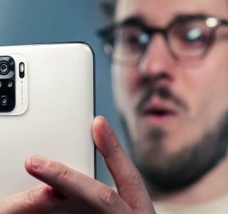Test du Xiaomi Redmi Note10: le nec plus ultra sous les 200euros