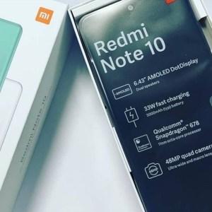 Xiaomi Redmi Note10: on en sait déjà beaucoup plus sur ses caractéristiques