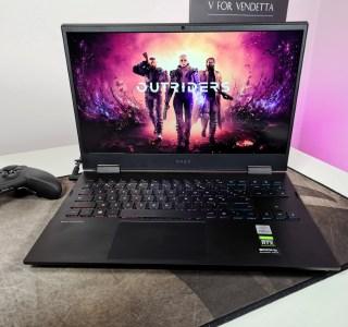 Test du HP Omen 15-ek1047nf : un bon laptop gaming, sobre et équilibré