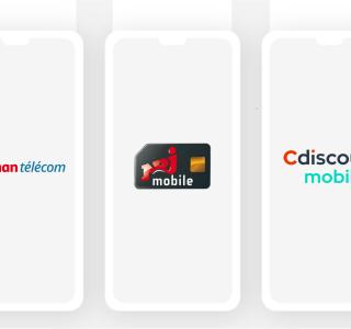 De 70 à 100 Go : voici les forfaits mobile en promotion à partir de 9,99 €