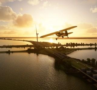 Xbox Game Pass : Flight Simulator atterrit sur Xbox Series X|S