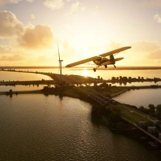 Xbox Game Pass : Flight Simulator atterrit sur Xbox Series X S