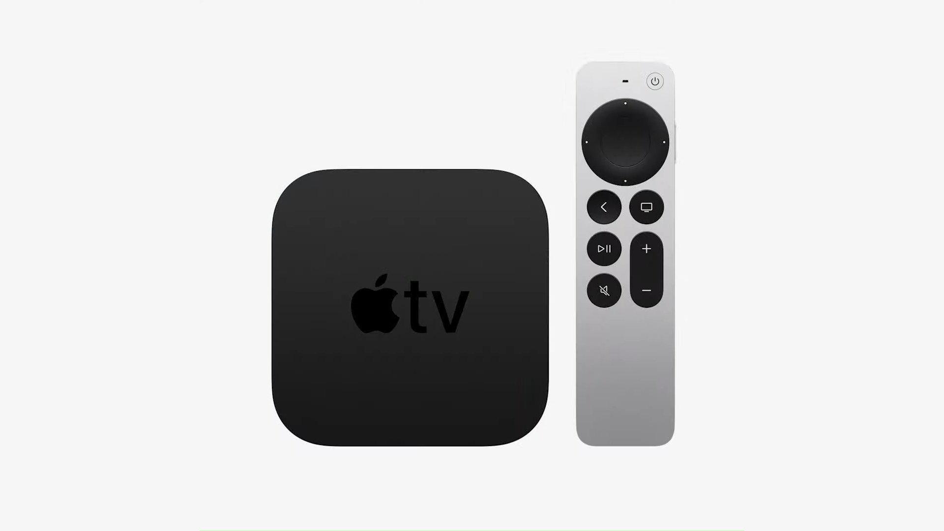 Apple TV 4K (2021) : qualité d'image au top, nouvelle télécommande et calibrage intelligent
