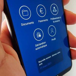 Impôts 2021 : comment déclarer ses revenus sur smartphone