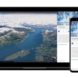 Google Earth ajoute le Timelapse à vos balades en 3D