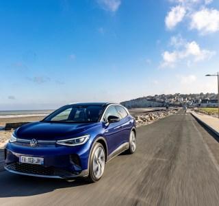 Voitures électriques: Volkswagen surfe sur le mois d'avril grâce aux ID.4 et ID.3