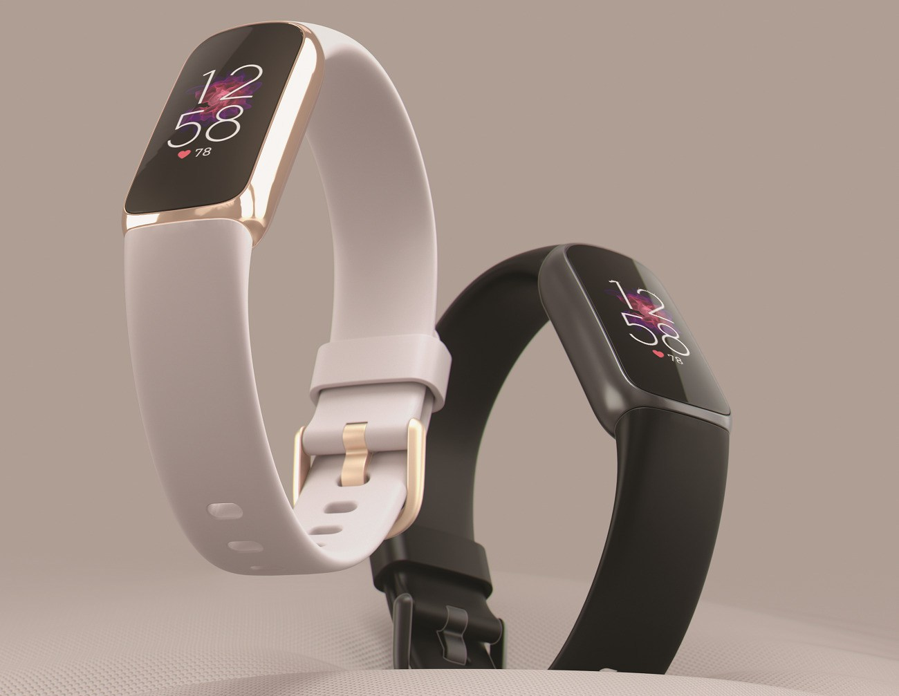Fitbit Luxe officialisé: un bracelet au design soigné et au suivi de santé complet