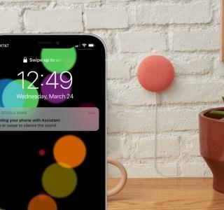 Apple s'ouvre un peu pour vous aider à retrouver votre iPhone via Google Home
