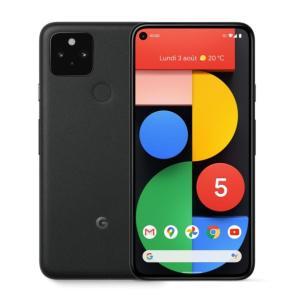 Le Google Pixel 5 est rarement en promotion, mais il fait aujourd'hui une exception
