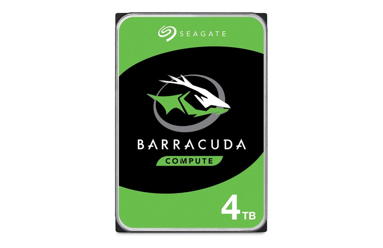 Excellent rapport capacité-prix pour ce disque dur 4 To à moins de 100 €