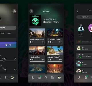 Xbox : vous allez enfin voir vos succès et vos classements sur l'application