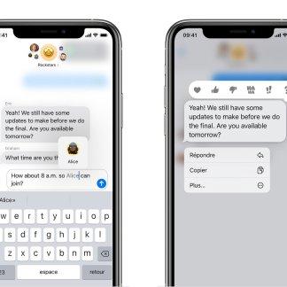 iMessage sur Android: ça n'arrivera jamais, Apple a peur de vendre moins d'iPhone