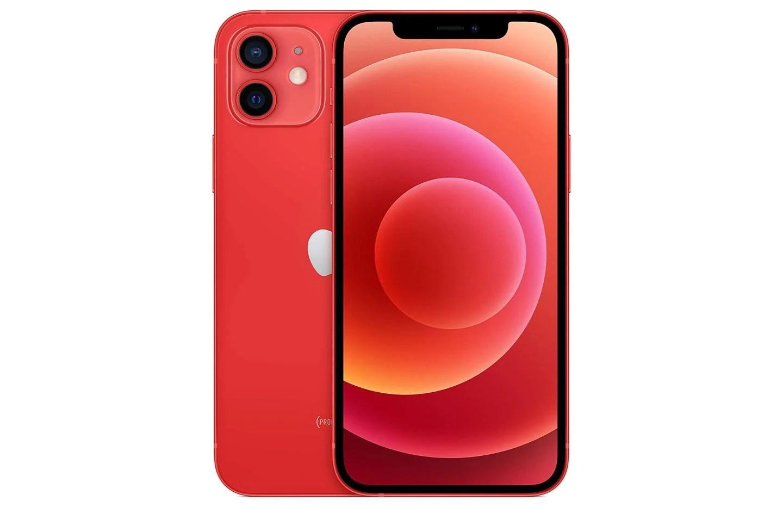 Si vous aimez le rouge, cette offre pour l'iPhone 12 devrait vous plaire