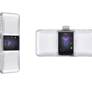 Lenovo Legion Phone Duel2 officialisé: le smartphone qui se prend pour une manette de jeu