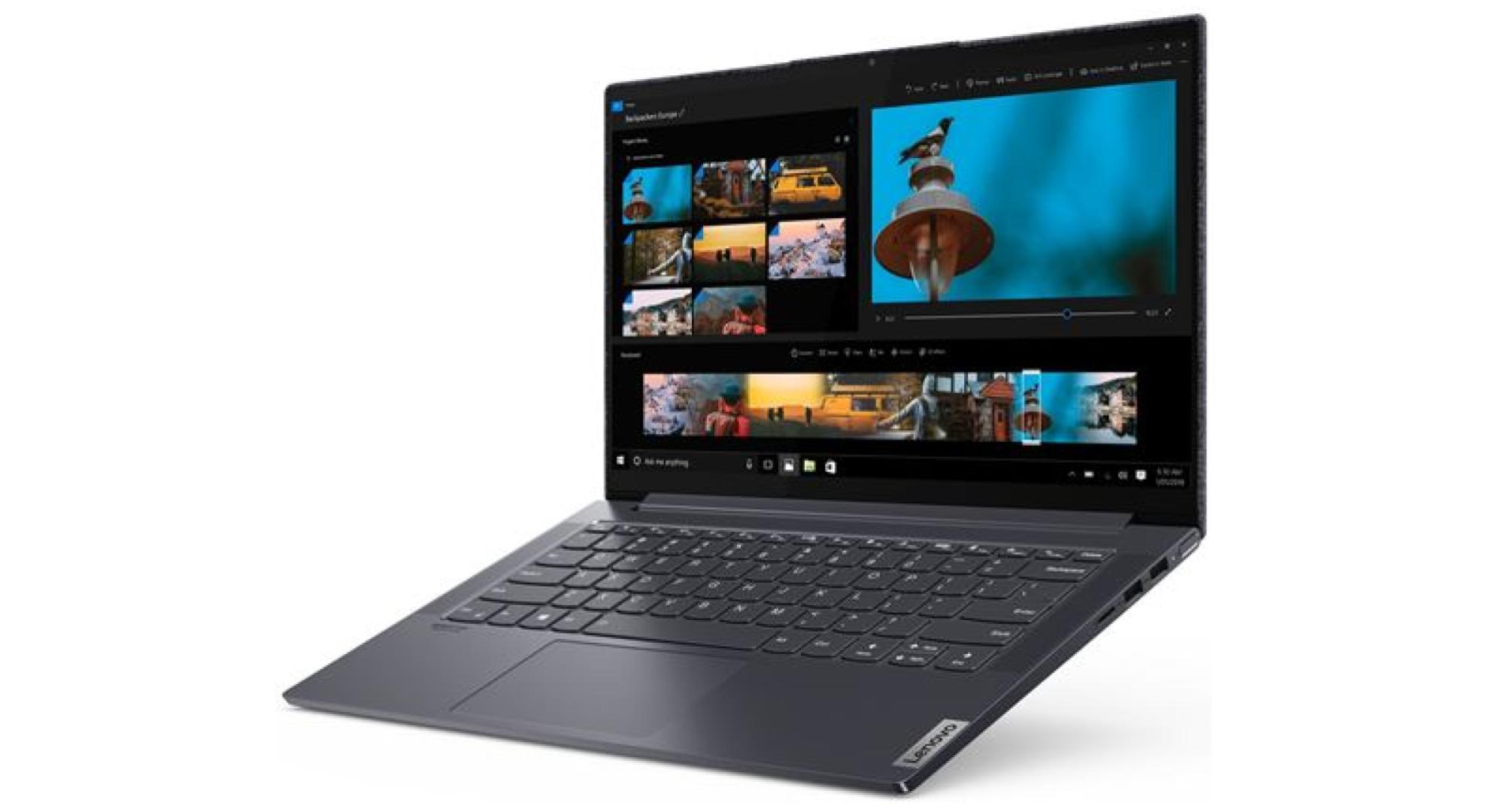 Lenovo Yoga Slim7 : un PC portable avec un i7 11e gen à moins de 1 000 €