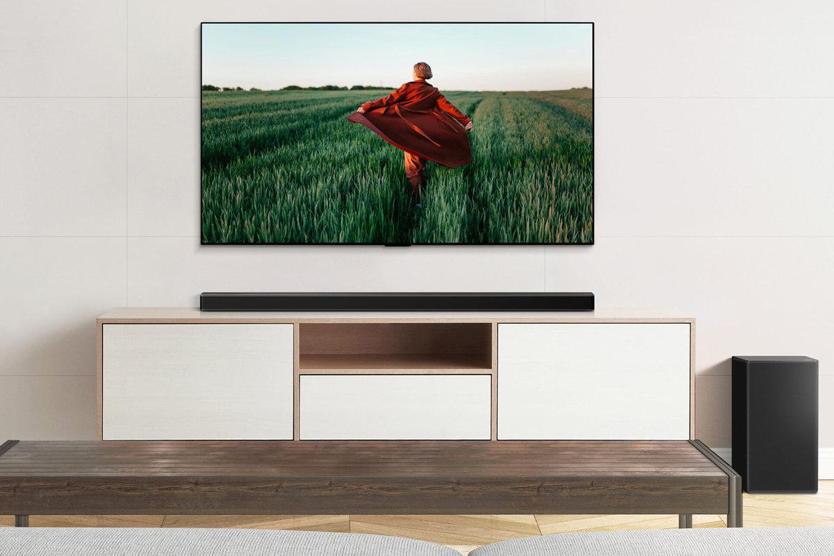AirPlay 2 : les barres de son LG 2021 vont mieux se connecter à votre iPhone