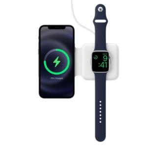 MagSafe Duo : le double chargeur sans fil d'Apple est 34 € moins cher