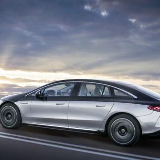 Mercedes EQS : entre 127 250 et 176 900 euros pour la berline électrique de luxe